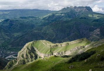 Daguestão antiga. A antiga cidade de Daguestão