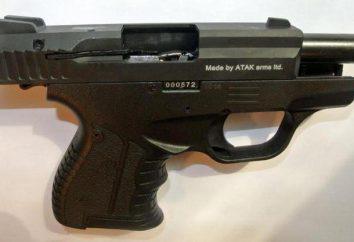 """Sygnał pistoletu """"Stalker"""": charakterystyka techniczna, recenzje"""