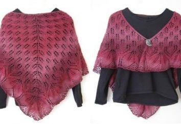 Unico scialle maglia Haruna