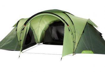 Die Waren für den Tourismus – Trekking Zelte