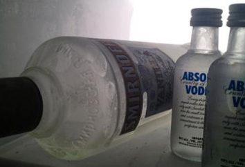 ¿A qué temperatura se congela el vodka? ¿Qué mide esto?
