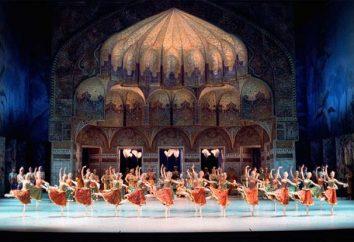 "L. Minkus, ""La Bayadère"" (balet): zawartość"