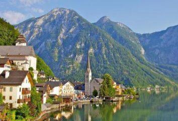 Natura Austria: uno spettacolare paesaggio montano