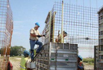 Der Materialverbrauch pro 1 m3 Beton, die optimalen Anteil Berechnungsformeln und Empfehlungen