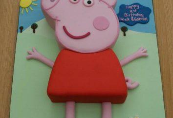"""""""Peppa Pig"""" – Kuchen für Kinder"""