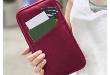 Co jest niezbędne do zbierania dokumentów do paszportu nowej próbki?