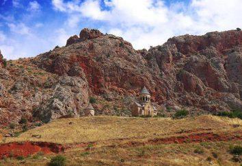 Monastero di Noravank, Armenia: descrizione, storia e fatti interessanti
