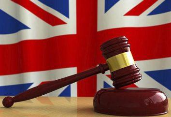 Totale du droit anglais. Sources de droit anglais