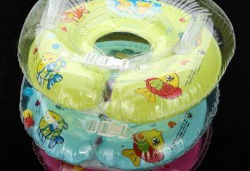Círculo para bebês de banho: com que idade de usar e como começar?