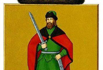 Brasão de Ryazan braços – uma das mais antigas na Heráldica russo