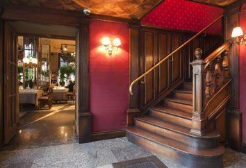 """""""Nostalgie"""" Restaurant: Descrição, menu, comentários"""