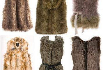 Kamizelki futro – ciepły trend sezonu