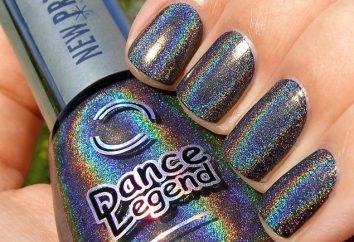 Danza Legend (smalto): Gamma di colori e recensioni