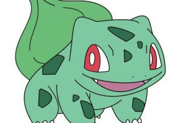 Pokemon Bulbizarre: qui est, comment il attaque le rôle joué dans le film sur les monstres de poche