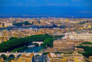 Le Tibre en Italie