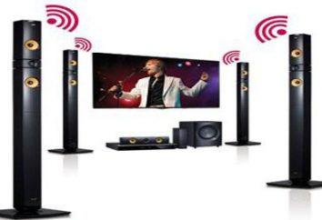 La migliore home theater Samsung: recensioni, revisione dei modelli popolari