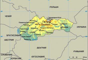 Do najbardziej znanych miast w Słowacji i jego innych atrakcji. Słowacja: Opinie