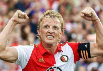 Keyt Dirk: Carrera delantero holandés