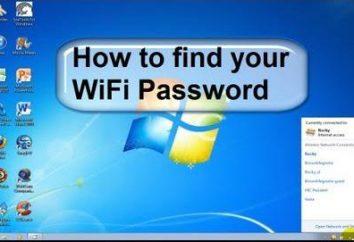 Przyjrzyjmy się, jak znaleźć hasło z wifi