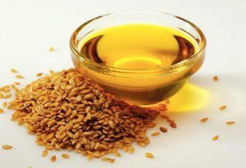 Len olej – unikalnym źródłem zdrowia