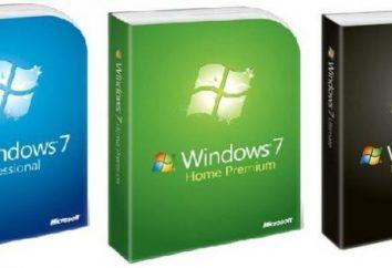 Administrowanie Windows 7 narzędzi