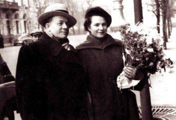 Vera Kudryavtseva – cantor de ópera, esposa de Sergey Yakovlevich Lemeshev: biografia