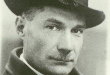 Kreatywność i krótka biografia Zamyatina Evgeniya