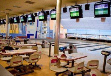 Bowling dans le centre de Moscou: l'opération d'adresse. Activités à Moscou