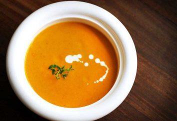 Karottensuppe: Kochen und bietet die besten Rezepte