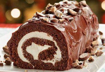 """Roll-cake """"Bajka"""""""