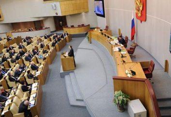 Comment est la composition du gouvernement russe, ses principaux pouvoirs