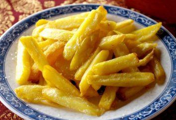 patatas interesados en una zona rural, como en McDonalds? Entonces este artículo es para usted