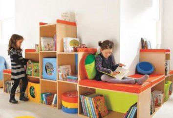 Dzieci: Szafy dla przedszkola uwzględniają wymagania dzieci