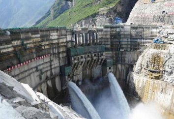 6 la presa más alta en el mundo