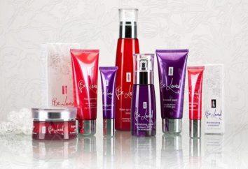 Seja amado – cosméticos extra-classe para o cuidado completo do rosto e do corpo