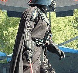 Comment faire un costume de Darth Vader sur leur propre?