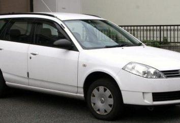 Nissan Wingroad: las cosas más interesantes de los vehículos utilitarios japoneses