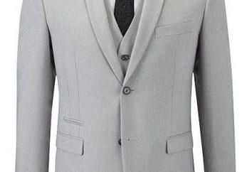 Einreiher – Bekleidung für Männer solide