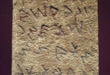 Języki starożytnych cywilizacji. Co było potrzebne alfabetu fenickich kupców?