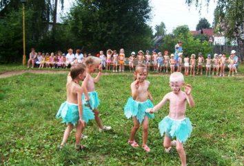 Comemore o Dia Netuno no jardim de infância