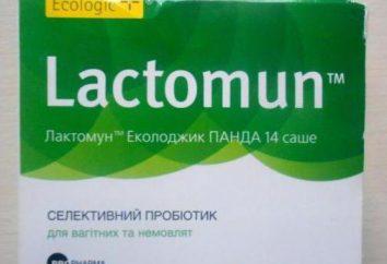 """La méthode d'application, l'instruction """"Laktomun"""". Avis sur la préparation"""