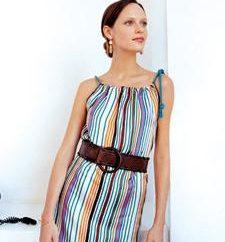 Como fazer um vestido padrão por seus padrões