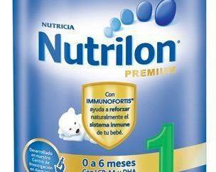 """Eine Mischung aus """"Nutrilon 1 Premium"""": Anweisung, die Zusammensetzung und Bewertungen"""