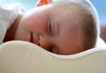Poduszka ortopedyczna dla dziecka: dlaczego?