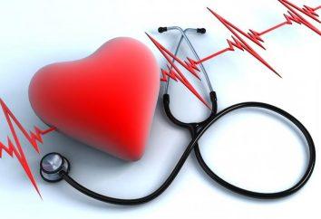 enfermedades del corazón: la lista y los síntomas, el tratamiento