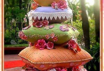 tort weselny – oryginału lub klasyczny