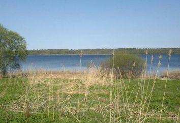 Sukhodolskoye See. Sportfischerei