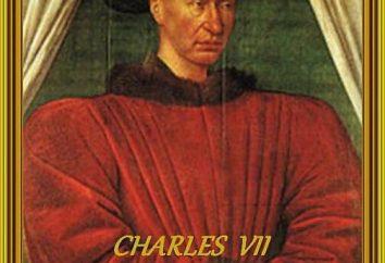Karl 7 Ganador – Rey de Francia. Biografía, durante el reinado