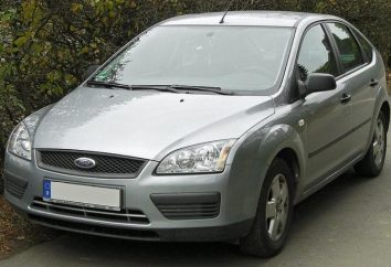 Descripción general de Ford Focus 1
