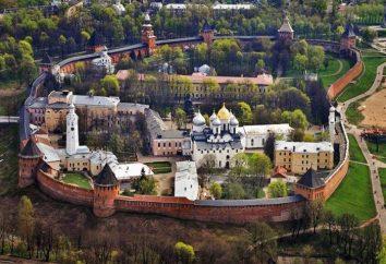 Quantos anos de Novgorod e outros fatos interessantes sobre a cidade